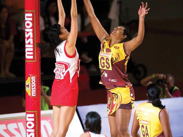 10th Asian Netball Championship