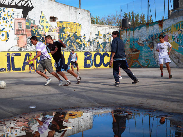 Camps de futbol on jugar gratis
