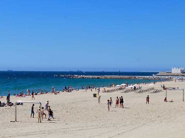 Your guide to Barcelona's beaches