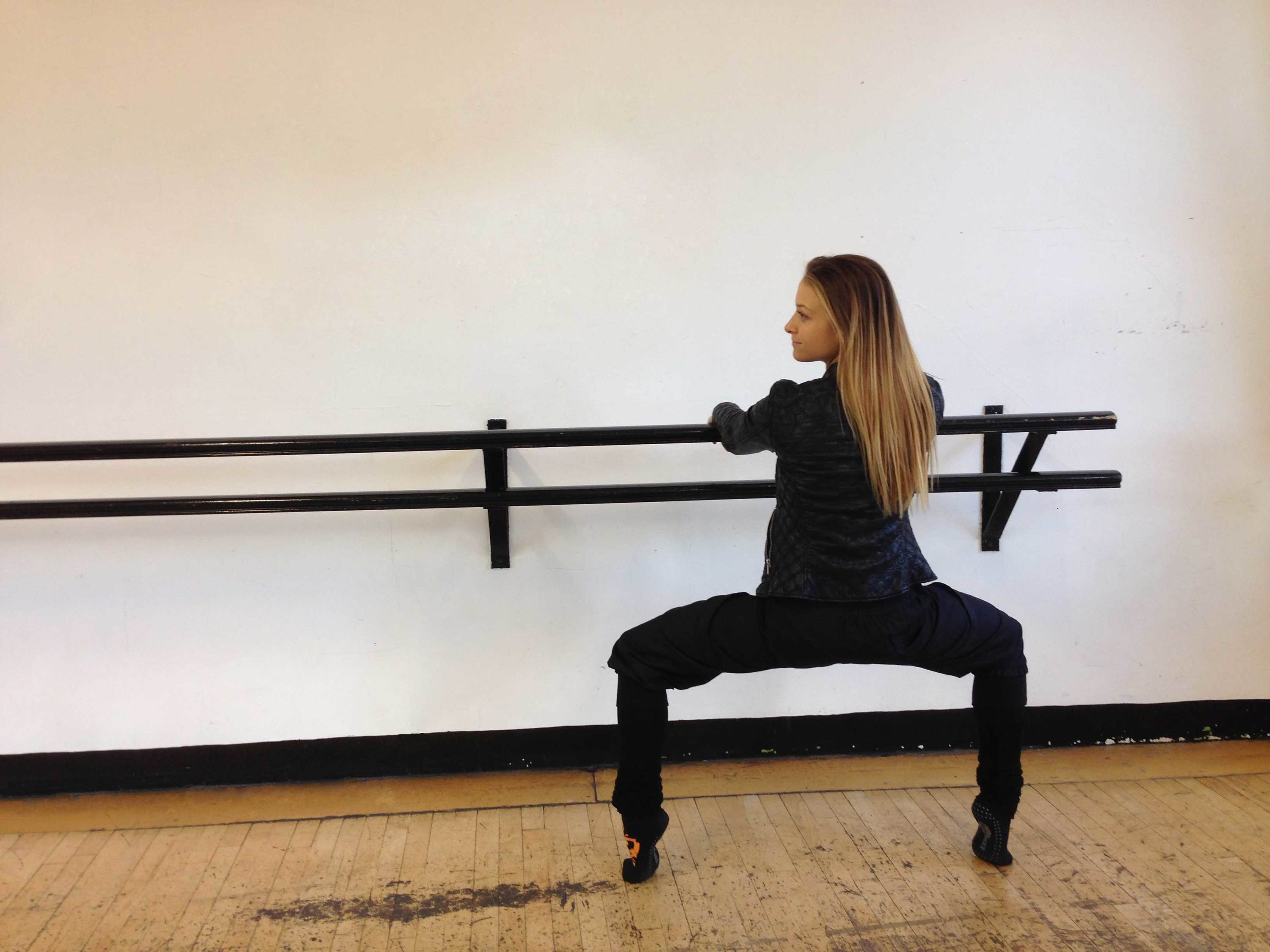 Barre at Danceworks