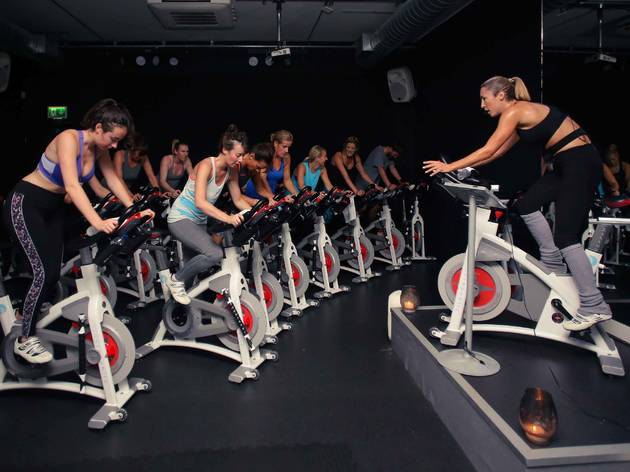 The best spinning classes in London
