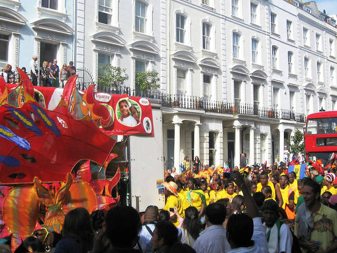 50 things you didn't know about Notting Hill Carnival: 1