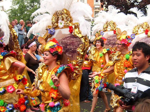 50 things you didn't know about Notting Hill Carnival: 3