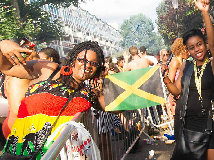 50 things you didn't know about Notting Hill Carnival: 7