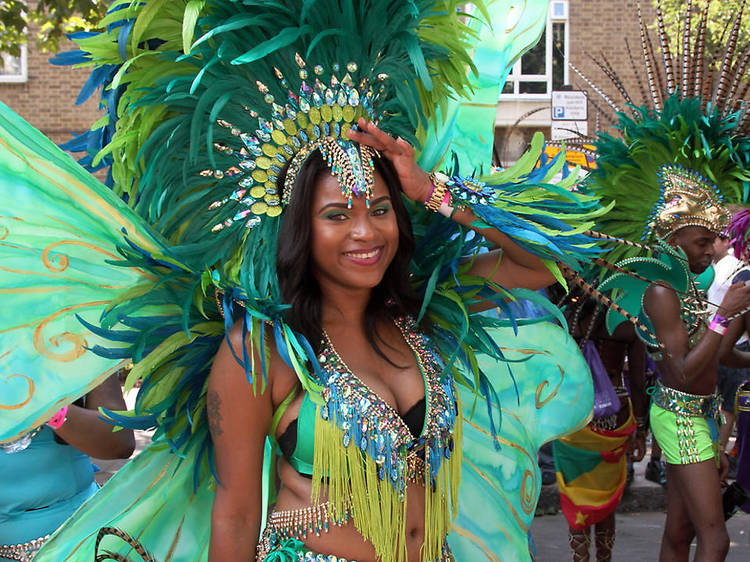 Notting Hill Carnival (cancelled)