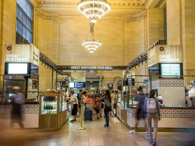 Great Northern Food Hall is open inside Grand Central Terminal