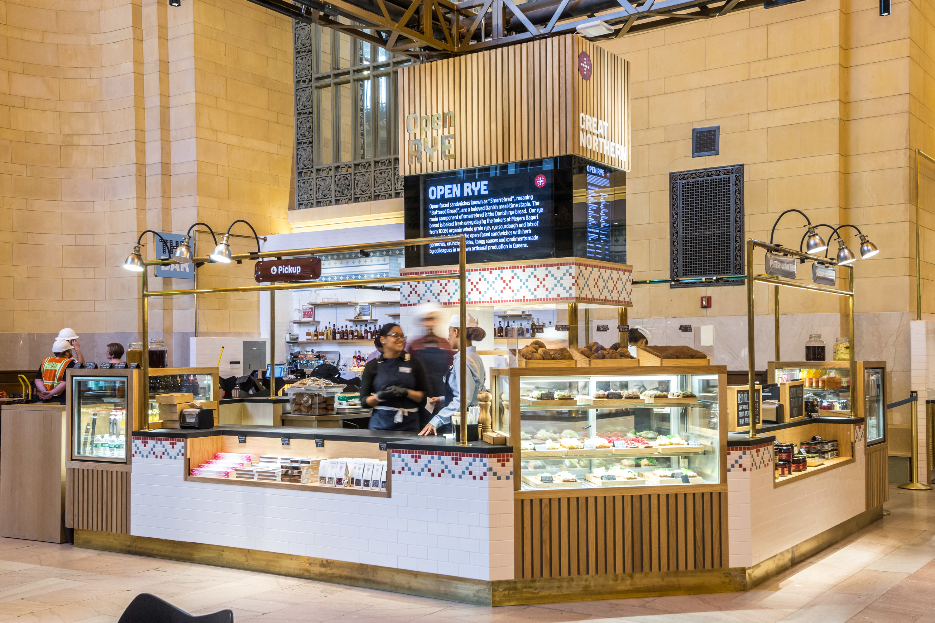 Great Northern Food Hall Great Northern Food Hall Is Open Inside Grand Central Terminal