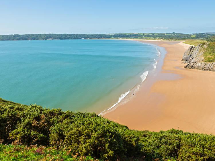 Ten hidden UK beaches