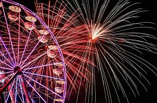 State Fair Meadowlands Fireworks