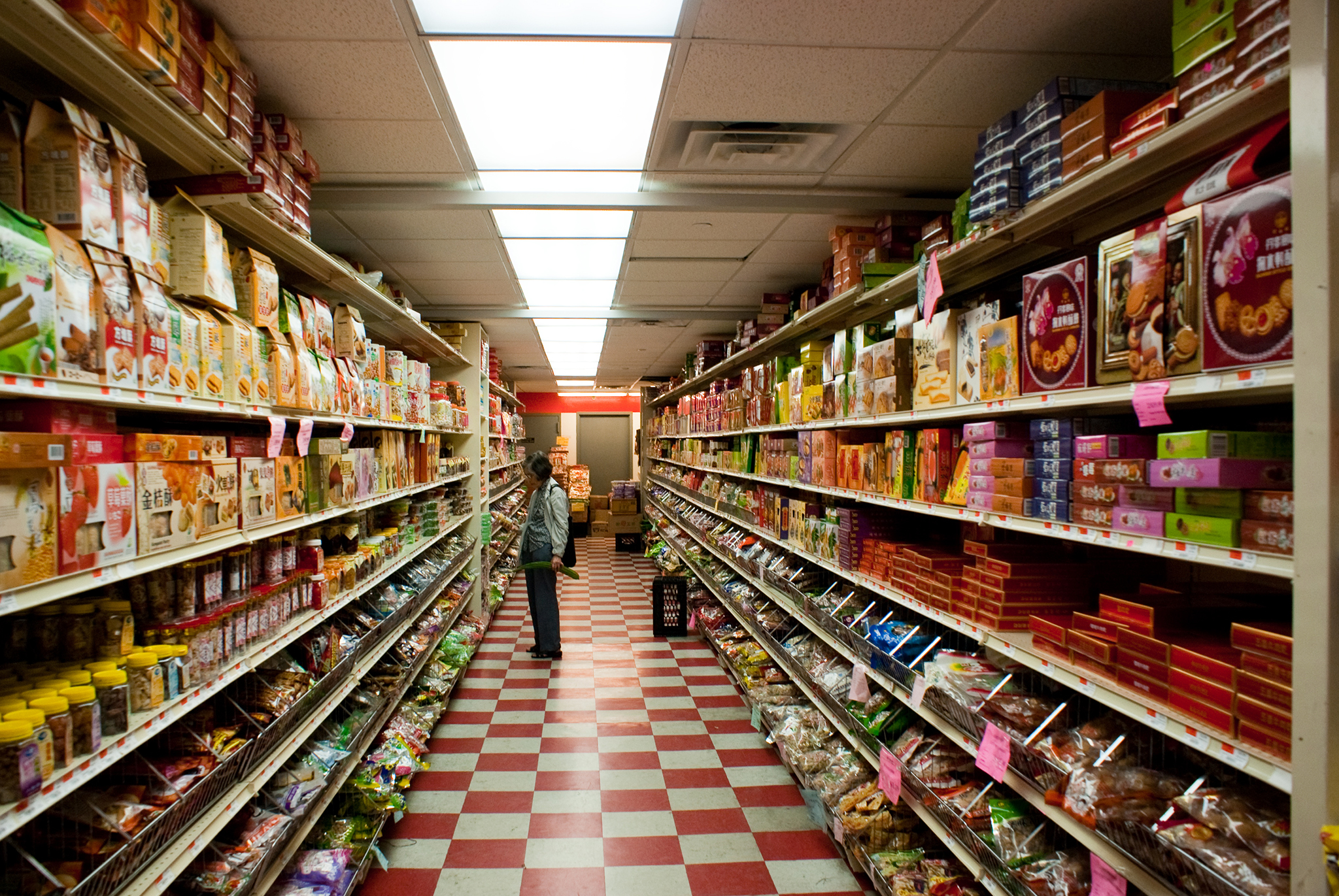 Asian Food Grocery Store