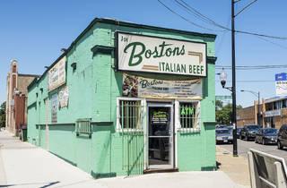 Joe Boston's