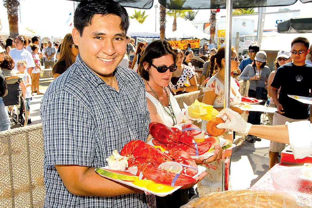 Long Beach Original Lobster Festival