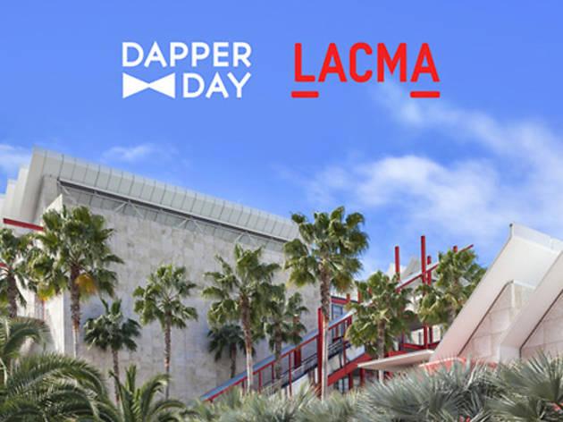 Dapper Day at LACMA