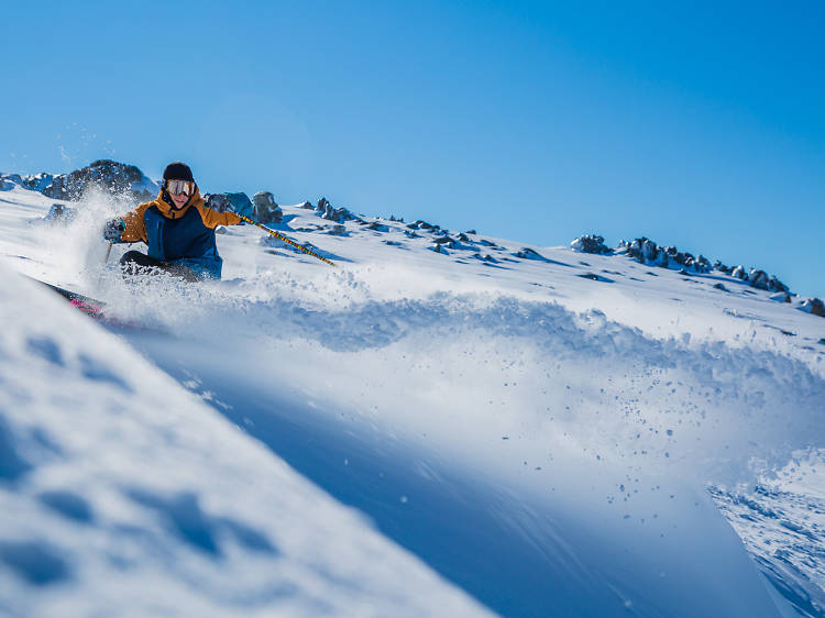 Head out on an alpine adventure