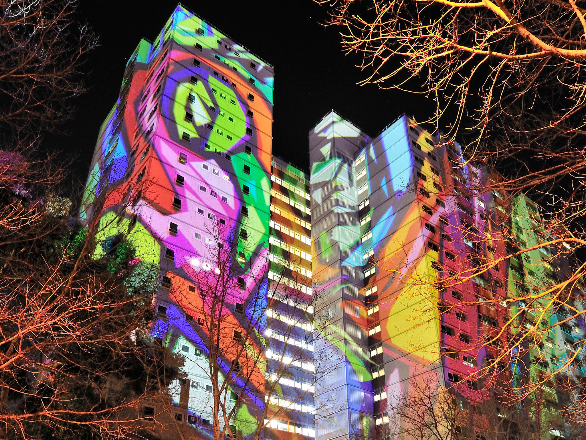 The Gertrude Street Projection Festival is back