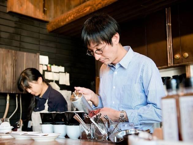 Higashi-Mukojima Coffee-ten