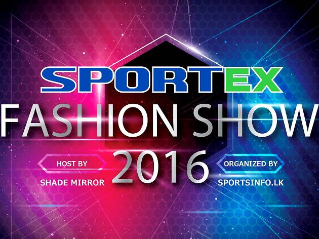 Sportex Fashion Show