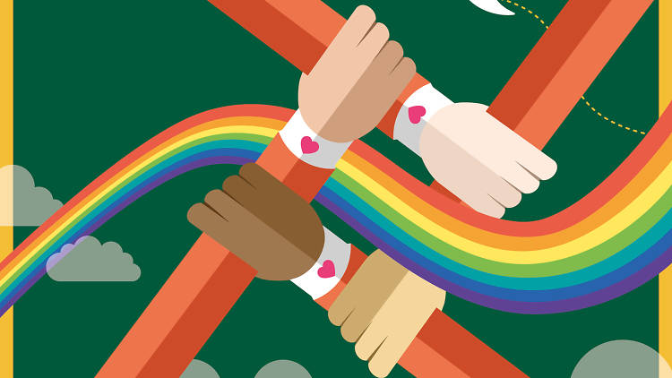 Hearts on sleeves (LGBTI 211)