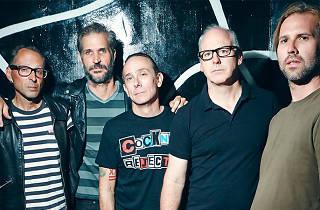 Barna'n'Roll: Bad Religion + Toy Dolls + Bad Manners + Soziedad Alkoholika...