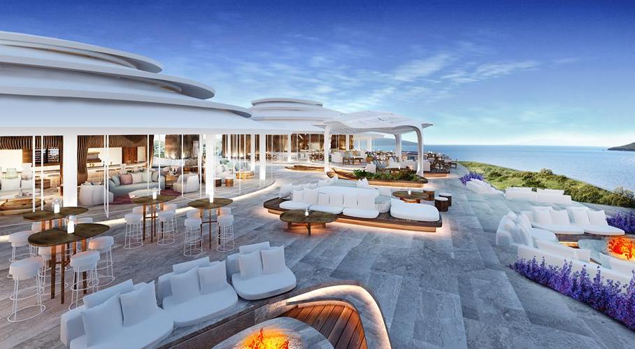 Nikki Beach Restaurant & Club Bodrum