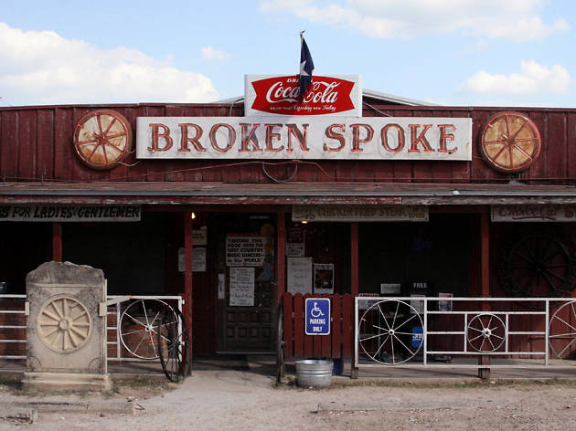 The Broken Spoke