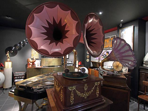 Musée phonographe