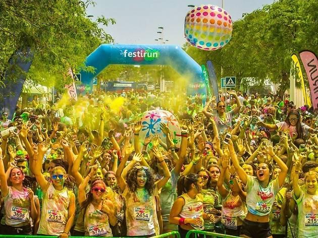 FestiRun Splash