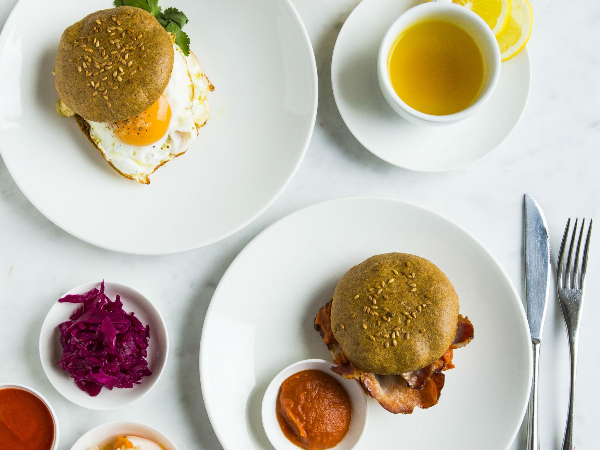 best breakfast in london, hemsley & hemsley
