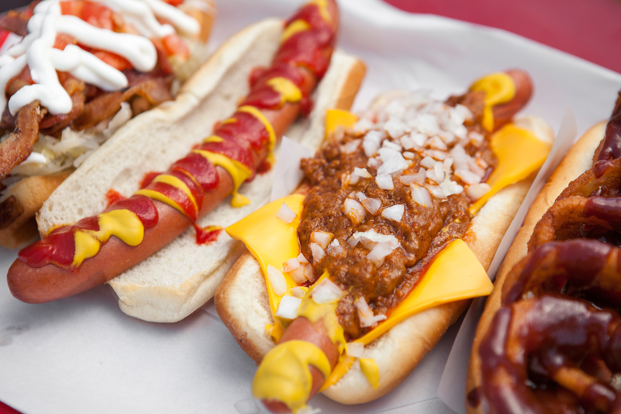 LA's best hot dogs