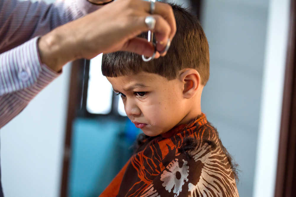 Does your child struggle with haircuts? Read this.