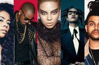 Best R&B Songs, 2016