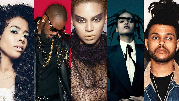 Time Out's Best Old R&B Songs Ever Including Usher, Miguel and Rihanna