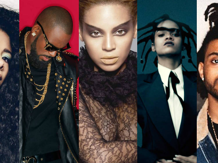 The 20 best R&B songs ever