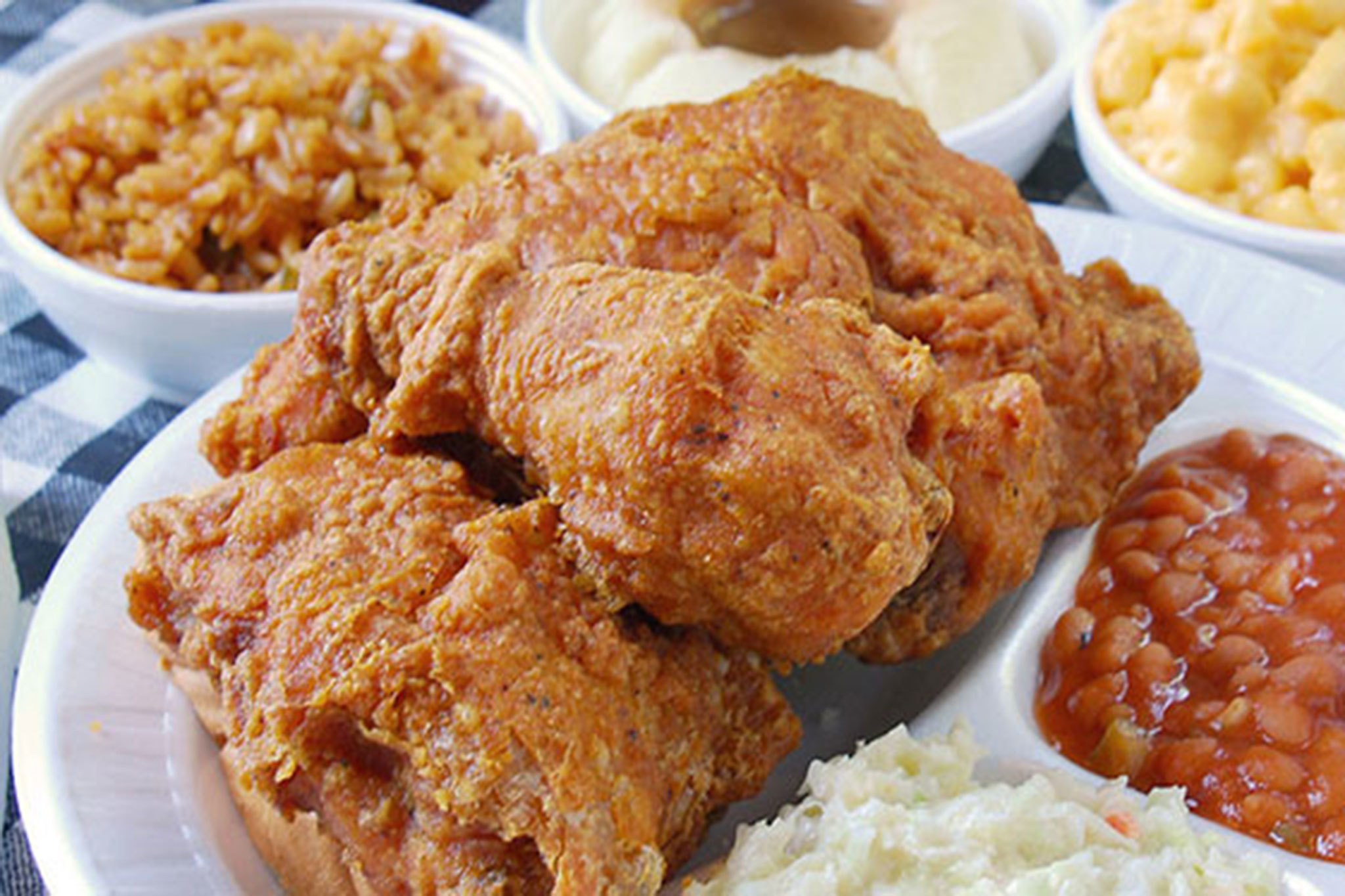 orld famous fried chicken - HD2048×1365