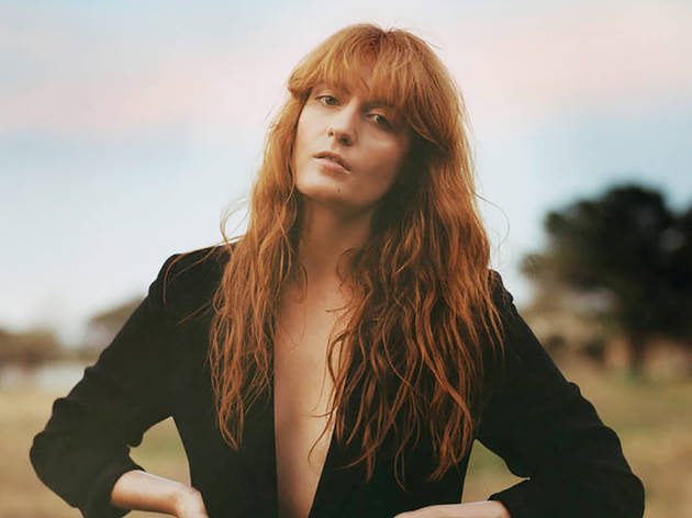 Florence Welch: from hustler to headliner
