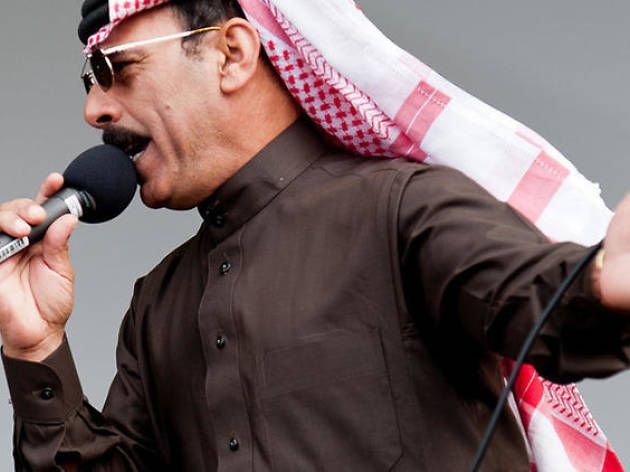 Omar Souleyman, Batuk, Ifé and more perform at Paris's first ever 'vegan pop' festival
