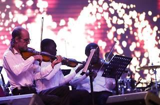 Accra Symphony Orchestra live