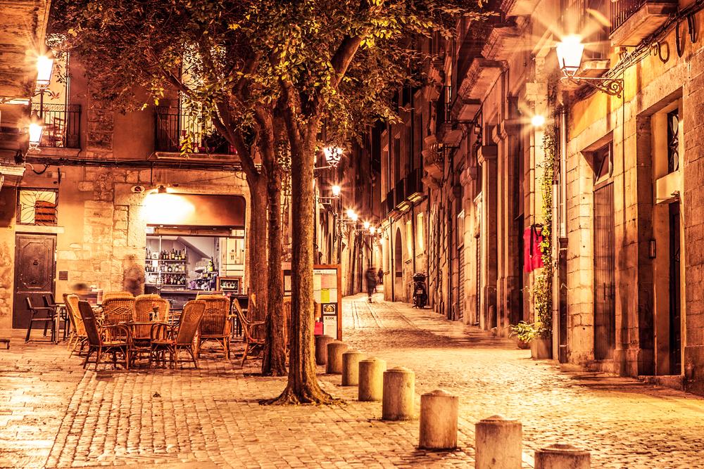 Girona de nit