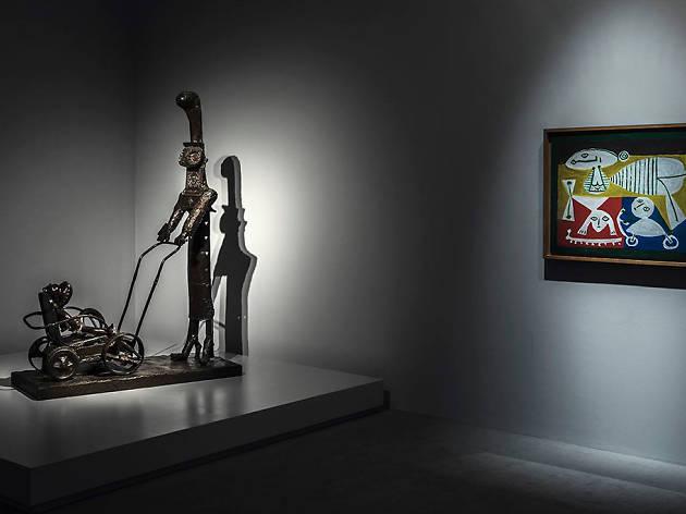 Picasso Transfigurations Exhibition