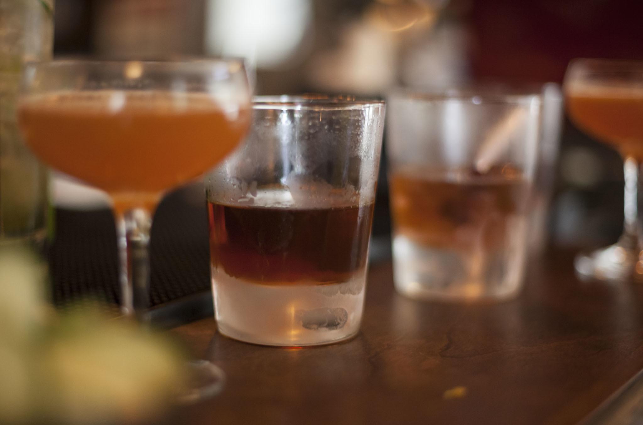 Sazerac at Gilt Bar