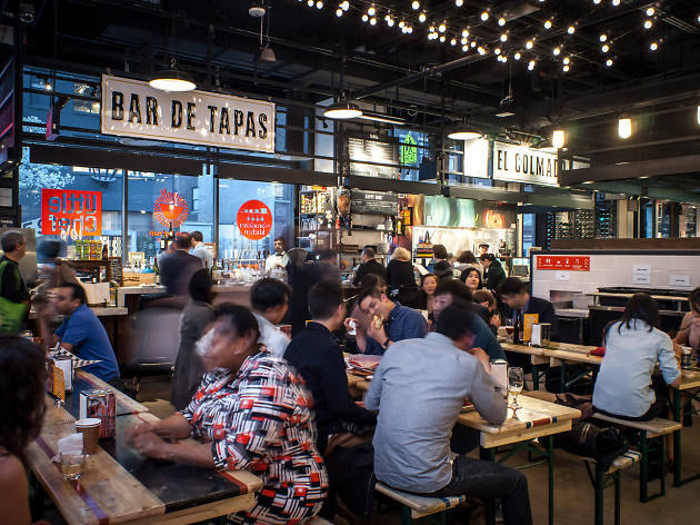 The one thing you should eat at every food hall in NYC