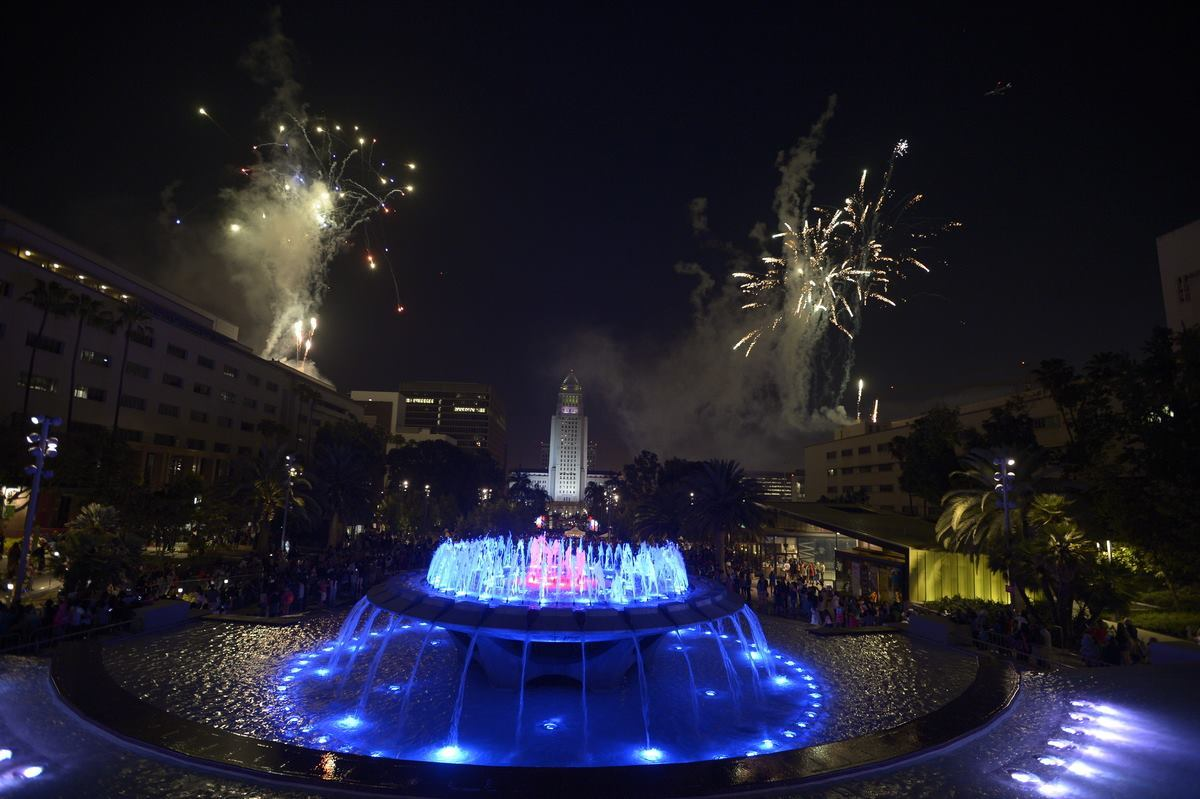 7 places to see fireworks without worrying about parking or your car