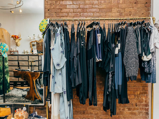 Check out the best clothing stores in NYC