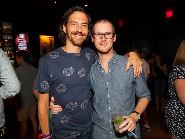 Time Out Austin Bar Awards