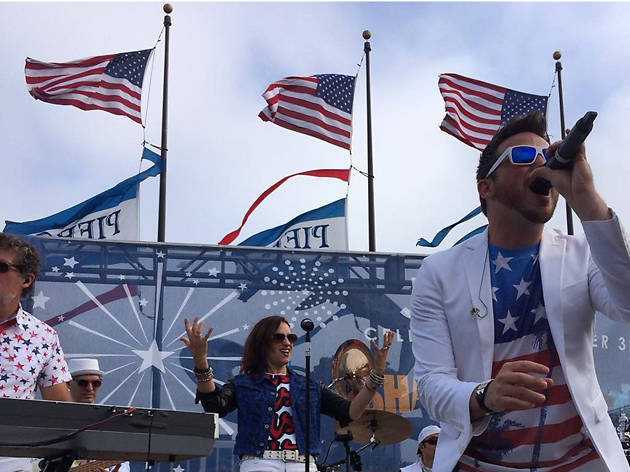 PIER 39's 4th of July Celebration