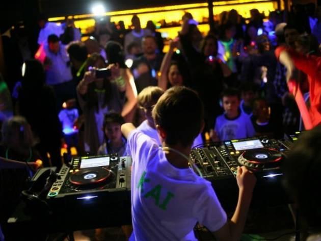 Iniciación a la música electrónica para niños