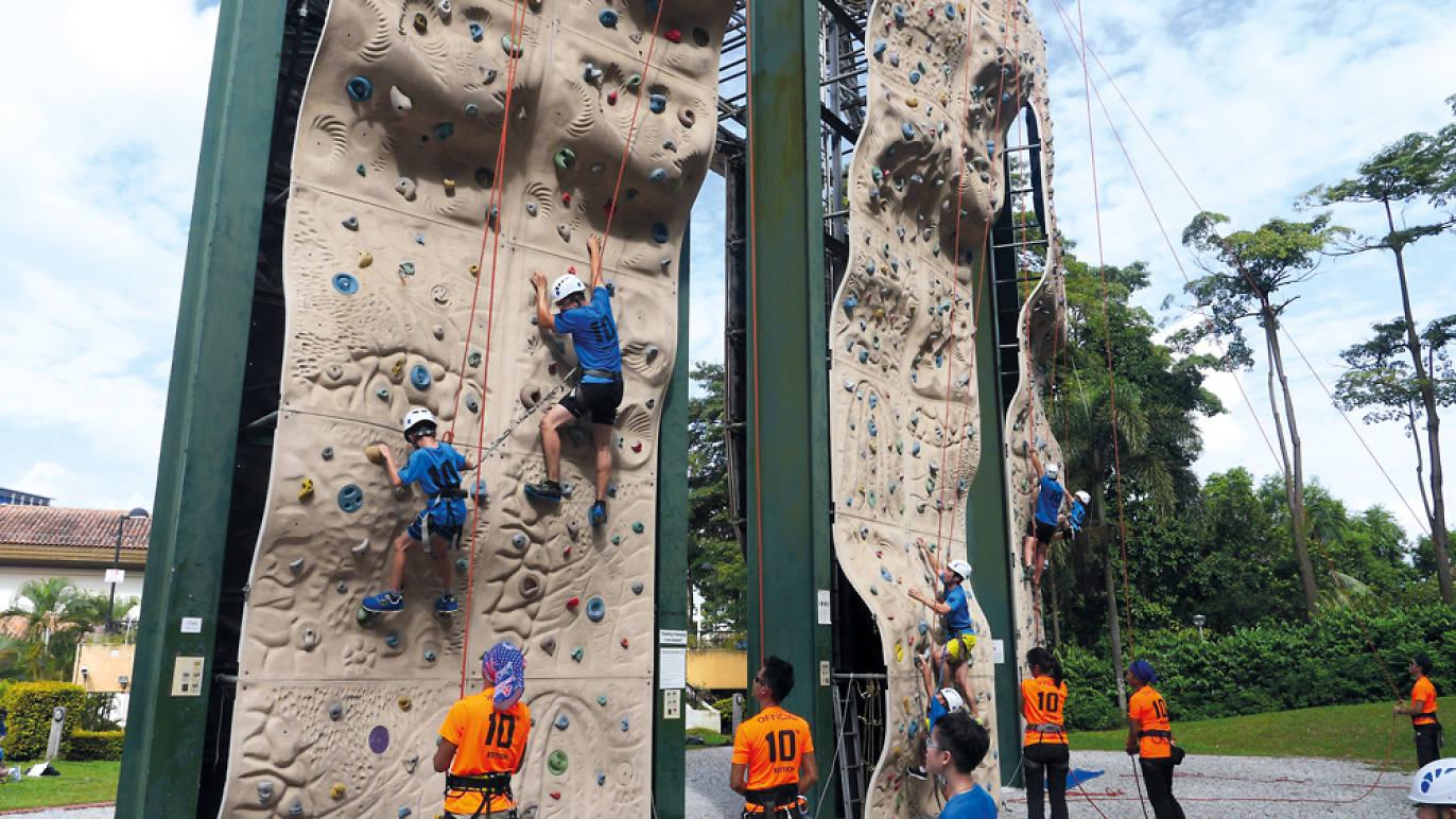 safra adventure sports centre