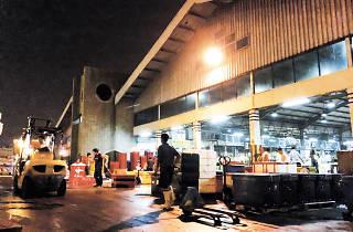 City stories jurong fishery port for Tsukiji fish market chicago