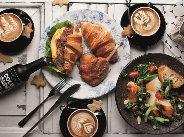 Best cafés in Bugis