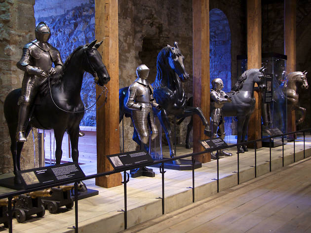 tower of london, knights